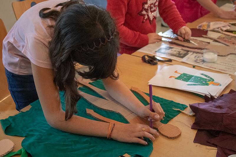 Atelier création et réalisation d'un costume